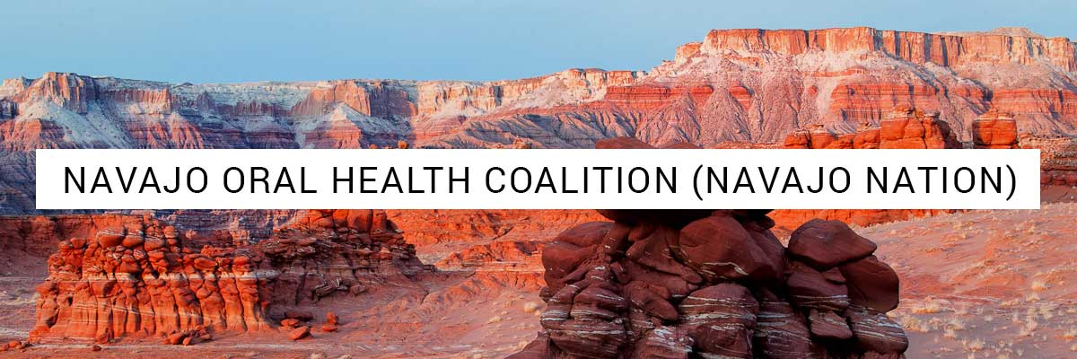 Navajo Oral Health Coalition (Navajo Nation)